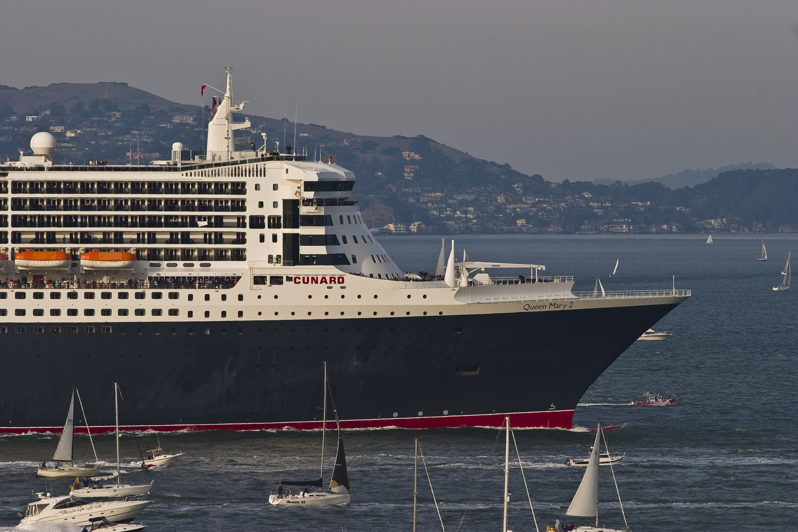 weltreise-queen-mary-2-san-fransisco