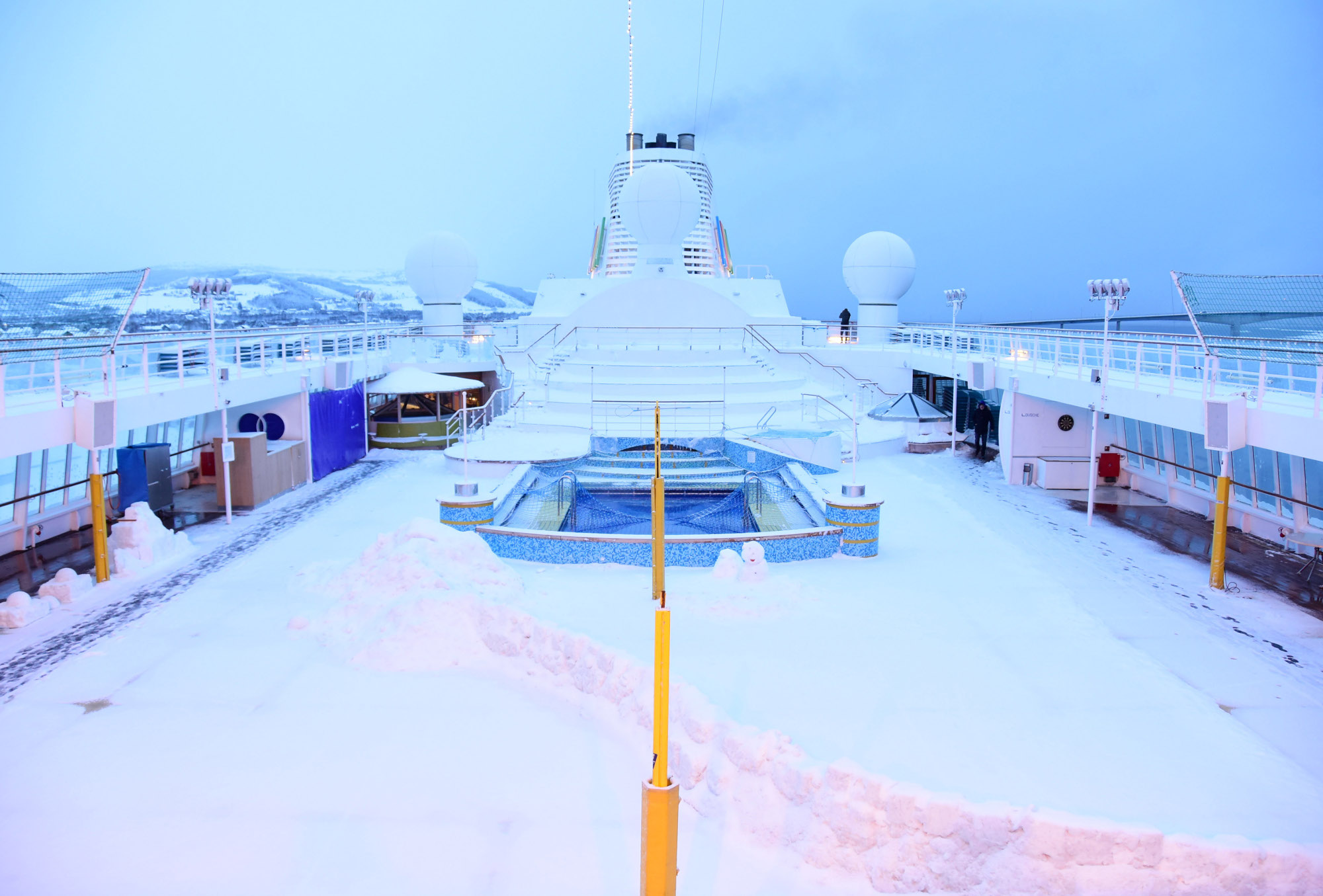 aida selection aidacara schnee pooldeck