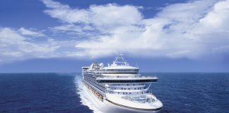 caribbean-princess-at-sea