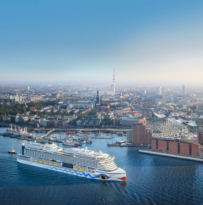 aida prima in hamburg