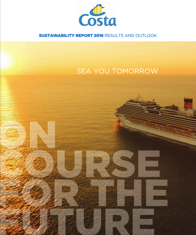 Costa_Sea_You_Tomorrow_Cover Sustainability Report 2016