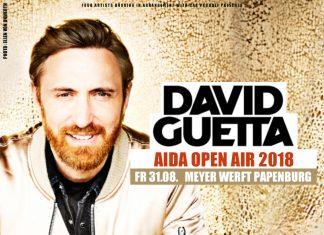 David Guetta Grafik