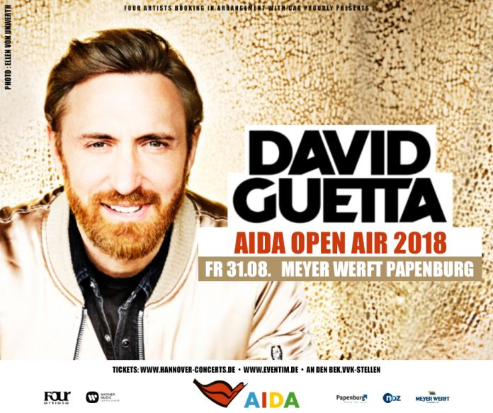 David Guetta Grafik