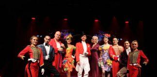 circus roncalli auf ms europa2