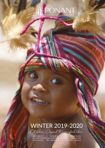 PONANT Cover Winterkatalog 2019-2020