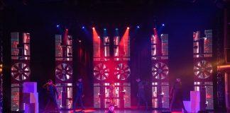 aida cruises show auf der aidaluna