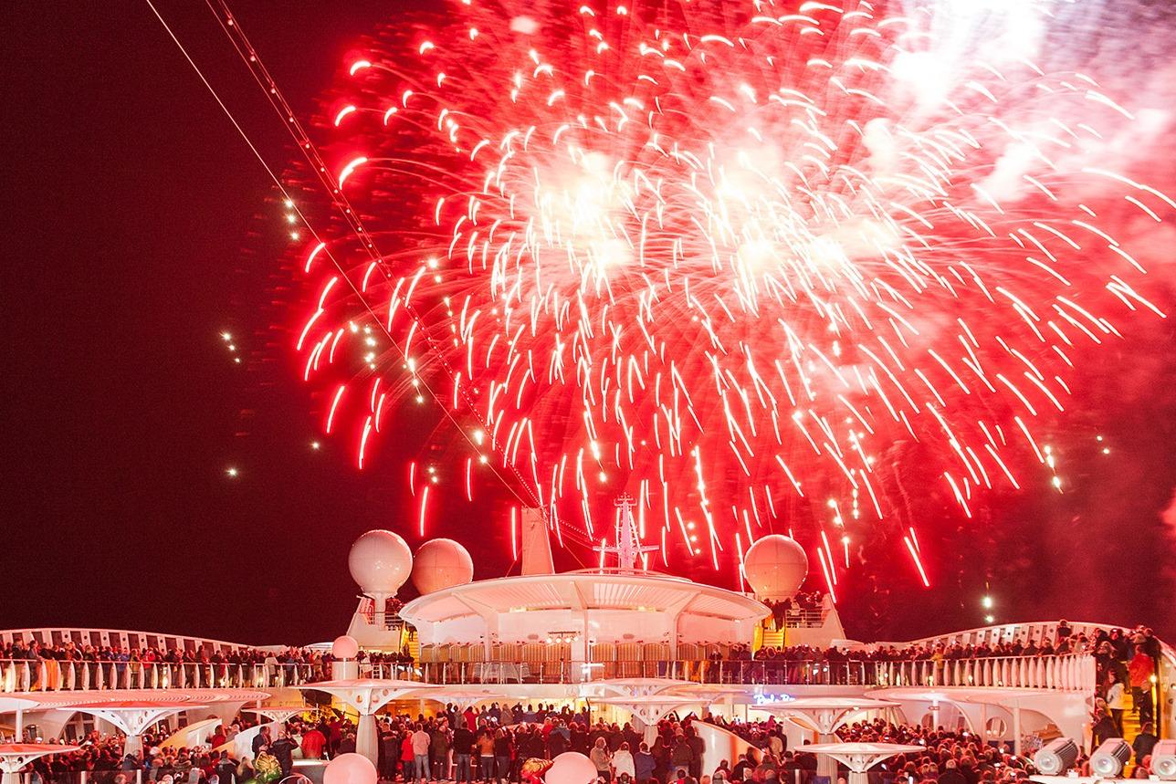 AIDA_Silvester_Funchal_Feuerwerk