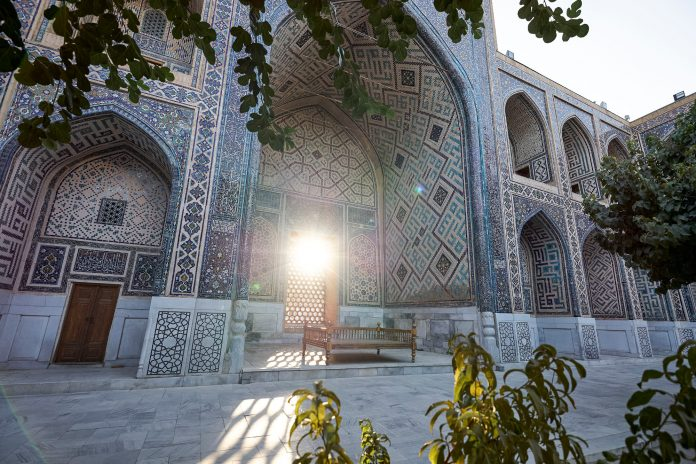 Bibi-Chanum-Moschee_Samarkand
