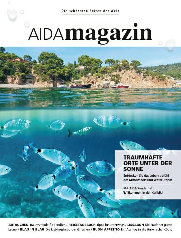 AIDA Magazin